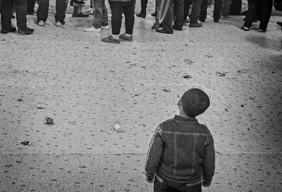 """第十二个""""世界自闭症日""""主题摄影展在北京举行"""