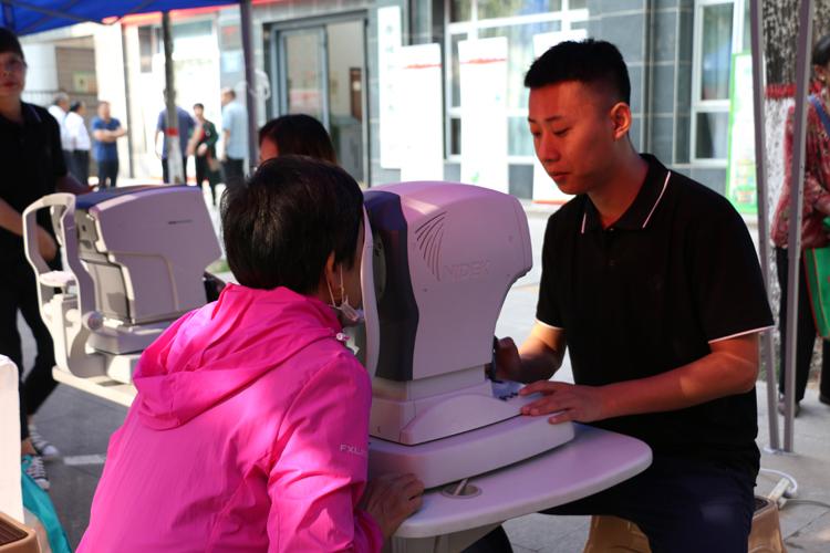 """""""中华慈善日""""晋城市慈善总会联合众多爱心单位开展慈善公益活动"""